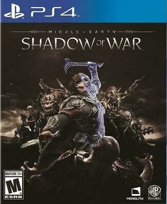 MIDDLE EARTH SHADOW OF WAR (usagé)