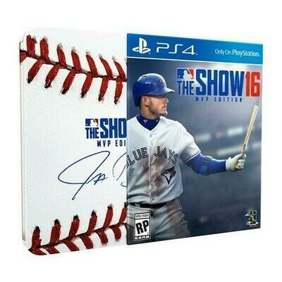 MLB 16 THE SHOW MVP EDITION (usagé)