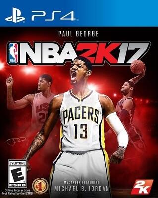 NBA 2K17 (usagé)