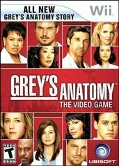 GREY'S ANATOMY THE VIDEO GAME (COMPLETE IN BOX) (usagé)