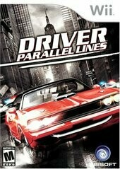 DRIVER PARALLEL LINES (COMPLETE IN BOX) (usagé)