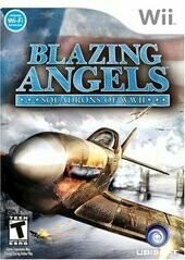 BLAZING ANGELS SQUADRONS OF WWII (COMPLETE IN BOX) (usagé)