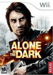 ALONE IN THE DARK (WITH BOX) (usagé)