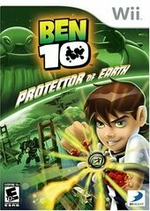 BEN 10 PROTECTOR OF EARTH (COMPLETE IN BOX) (usagé)