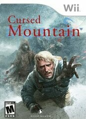 CURSED MOUNTAIN (COMPLETE IN BOX) (usagé)