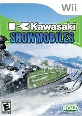 KAWASAKI SNOWMOBILES (COMPLETE IN BOX) (usagé)