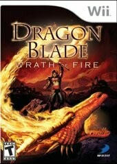 DRAGON BLADE WRATH OF FIRE (COMPLETE IN BOX) (usagé)