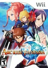 ARC RISE FANTASIA (COMPLETE IN BOX)