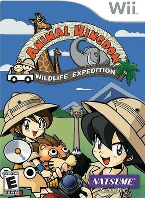 ANIMAL KINGDOM WILDLIFE EXPEDITION (COMPLETE IN BOX)
