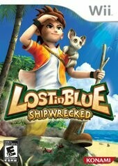 LOST IN BLUE SHIPWRECKED (COMPLETE IN BOX) (usagé)