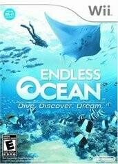 ENDLESS OCEAN (COMPLETE IN BOX) (usagé)