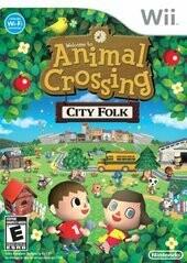 ANIMAL CROSSING CITY FOLK (COMPLETE IN BOX) (usagé)