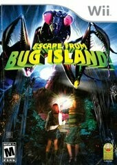 ESCAPE FROM BUG ISLAND (COMPLETE IN BOX) (usagé)