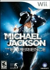 MICHAEL JACKSON THE EXPERIENCE (COMPLETE IN BOX) (usagé)