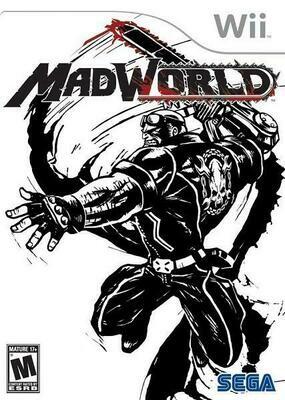 MADWORLD (NON-ORIGINAL PRINT) (usagé)