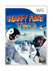 HAPPY FEET 2 (COMPLETE IN BOX) (usagé)
