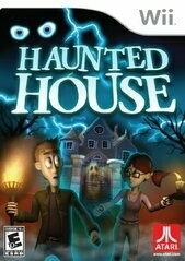 HAUNTED HOUSE (COMPLETE IN BOX) (usagé)