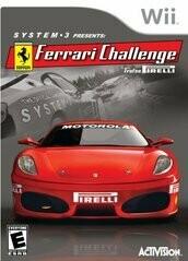 FERRARI CHALLENGE (COMPLETE IN BOX) (usagé)