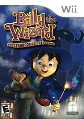BILLY THE WIZARD (COMPLETE IN BOX) (usagé)