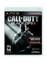 CALL OF DUTY BLACK OPS 2 (COMPLETE IN BOX) (usagé)