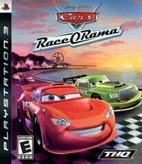 CARS RACE O RAMA (WITH BOX) (usagé)