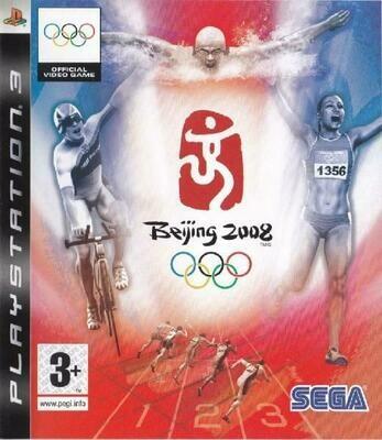 BEIJING OLYMPICS 2008 (WITH BOX) (usagé)
