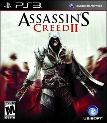 ASSASSIN'S CREED 2 (COMPLETE IN BOX) (usagé)
