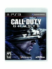 CALL OF DUTY GHOSTS ENGLISH (WITH BOX)