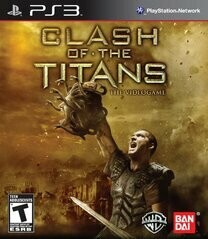 CLASH OF THE TITANS (COMPLETE IN BOX) (usagé)