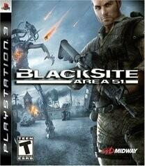 BLACKSITE AREA 51 (COMPLETE IN BOX) (usagé)
