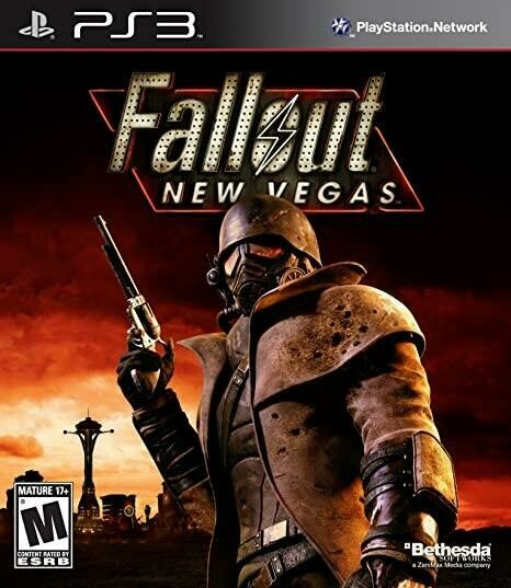 FALLOUT NEW VEGAS FRENCH (COMPLETE IN BOX) (usagé)