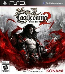 CASTLEVANIA LORDS OF SHADOW 2 (WITH BOX) (usagé)