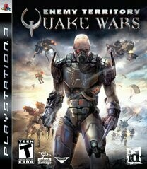 ENEMY TERRITORY QUAKE WARS (WITH BOX) (usagé)