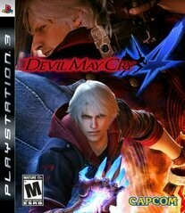 DEVIL MAY CRY 4 (COMPLETE IN BOX) (usagé)