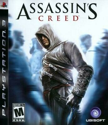 ASSASSIN'S CREED (COMPLETE IN BOX) (usagé)