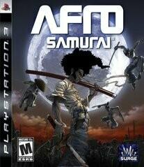 AFRO SAMURAI (WITH BOX) (usagé)