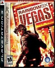TOM CLANCY'S RAINBOW SIX VEGAS (COMPLETE IN BOX) (usagé)