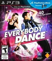 EVERYBODY DANCE (COMPLETE IN BOX) (usagé)