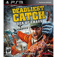 DEADLIEST CATCH SEA OF CHAOS (COMPLETE IN BOX) (usagé)