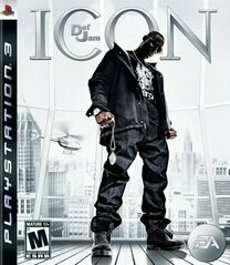 DEF JAM ICON (COMPLETE IN BOX) (usagé)