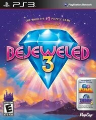 BEJEWELED 3 (COMPLETE IN BOX) (usagé)