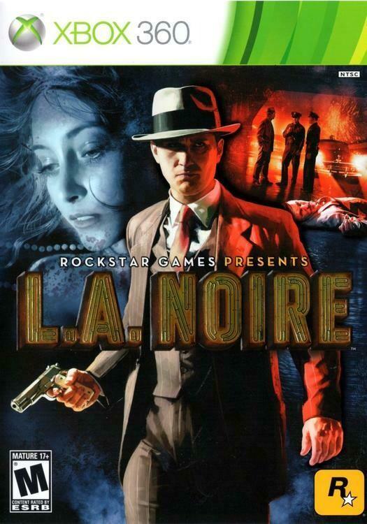 LA NOIRE (COMPLETE IN BOX)