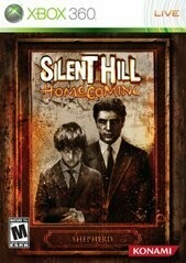 SILENT HILL HOMECOMING (WITH BOX)