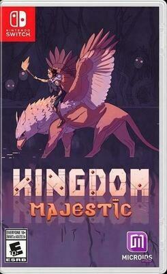 KINGDOM MAJESTIC (usagé)