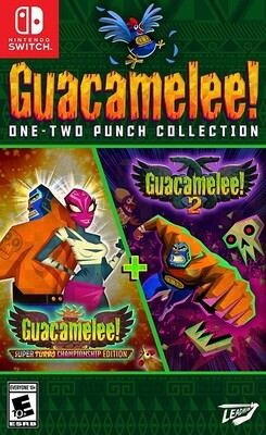 GUACAMELEE! ONE TWO PUNCH COLLECTION LAUNCH