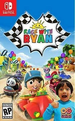 RACE WITH RYAN (usagé)