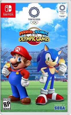 MARIO & SONIC AT THE OLYMPIC GAMES TOKYO 2020 (usagé)