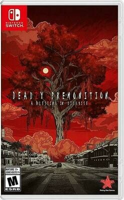 DEADLY PREMONITION 2 BLESSING IN DISGUISE