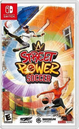 STREET POWER SOCCER (usagé)