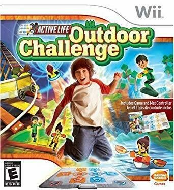 ACTIVE LIFE OUTDOOR CHALLENGE (COMPLETE IN BOX) (usagé)